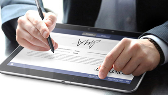 Using Electronic Signatures