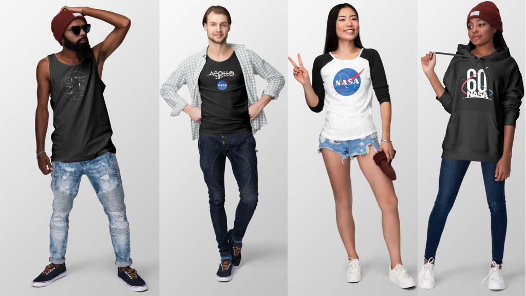 nasa fashion