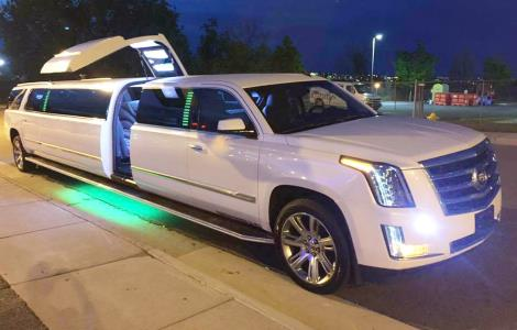 Chicago limo pricing